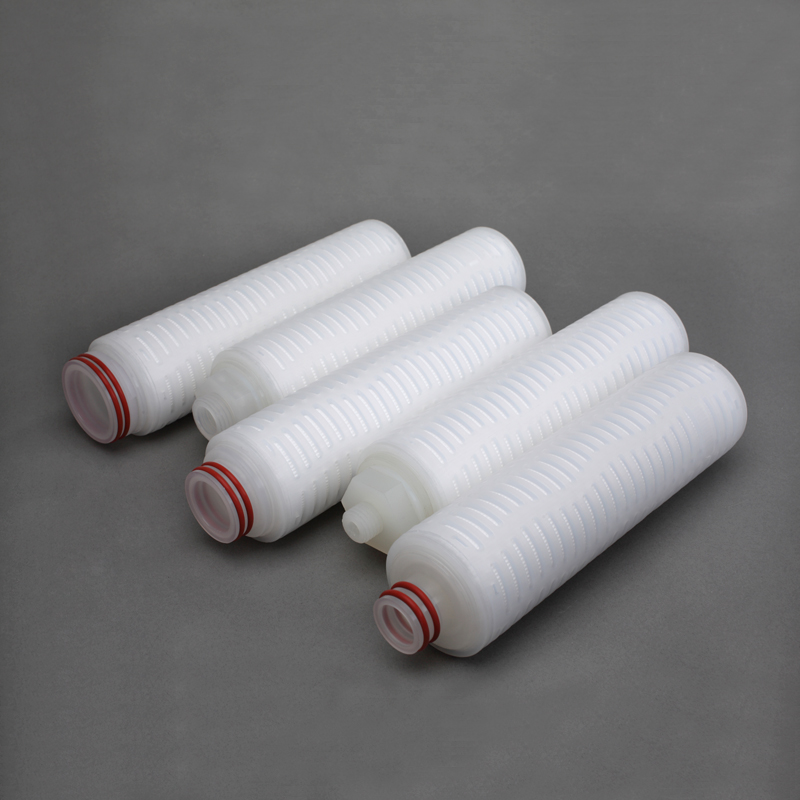 Hydrophilic PVDF Membrane Filter Cartridges